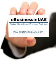 Contact us at eBusinessInUAE com :: UAE's Biggest B2B MarketPlace